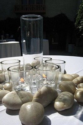 ideas for centerpieces without flowers | Weddings ...