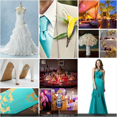 Aladdin Wedding Theme