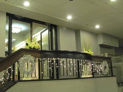 Need banister decoration ideas pic weddings style and for How to decorate a banister