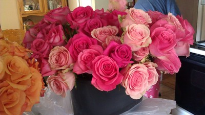 Flowers From Sam 39 S Club Weddings Style And Decor Wedding Forums We