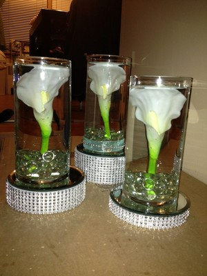 Dollar Store Vase Centerpiece House Designer Today