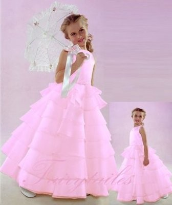 Yours Truley Flower Girl Dresses 104