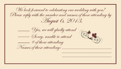 No Save the Dates when to send invites – Wedding Invitations and Save the Dates
