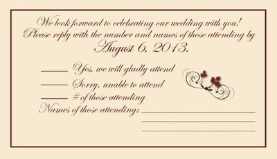 wedding invitation etiquette rsvp date 28 images how far before