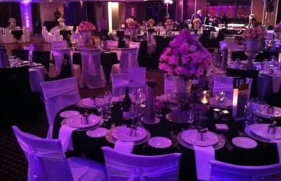 Are you doing a light purple or a dark purple  just some ideas Purple  purple  purple    Weddings  Style and Decor   Wedding  . Purple Tablecloths For Wedding. Home Design Ideas