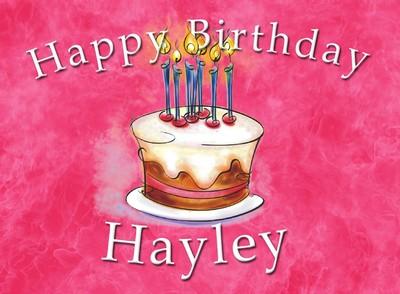 It S Hayley S Birthday Today Woot Woot Weddings