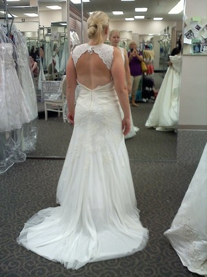 Low Back Wedding Dresses Weddings Beauty And Attire