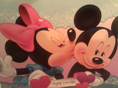 mickey and minnie dating