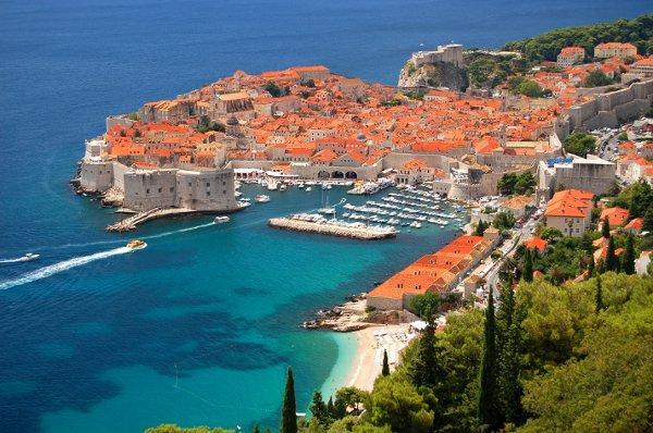 Dalmatian Coast Croatia Honeymoon Croatia 39 s Dalmatian Coast