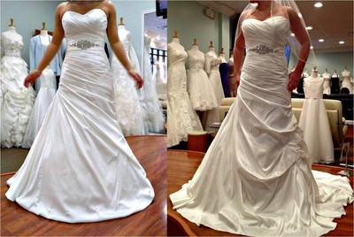 Wedding Dress Alterations Timeline Ideas