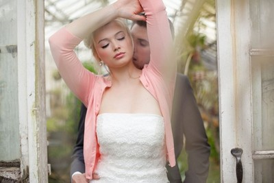 Cardigan with wedding dress | Weddings, Beauty and Attire ...