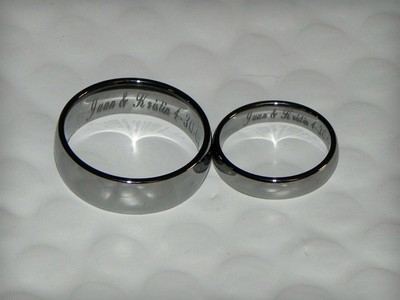 has anyone got there wedding bands from jvl jewelry