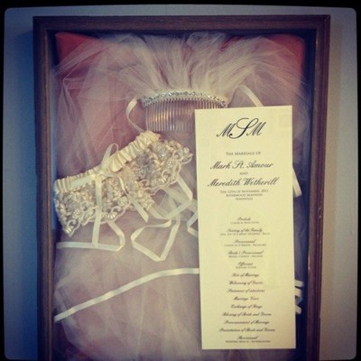 Frame your wedding dress help weddings beauty and for Frame your wedding dress