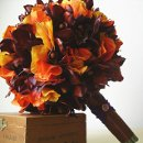 130x130 sq 1351972115756 weddingcolorbouquet