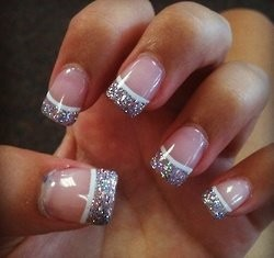 I Have 3 Different Ways Like But Cant Figure Out Which One Haha What Are You Ladies Going To Do With Your Nails Just A Regular Manicure