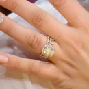 130x130 sq 1423855910332 kaley cuoco new wedding rings ryan sweeting celebr