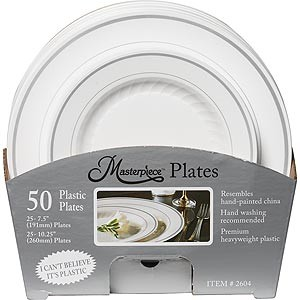 Plastic Plates And Utensils On Sale At Costco Weddings