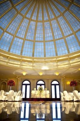Need affordable unique venue in tri state area nj ny for Terrace 167 wedding venue