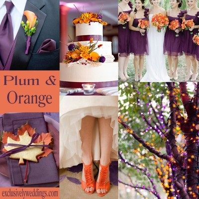 HELP ME PICK October 2014 Fall Wedding Colors