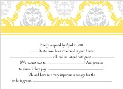 Mad Libs Wedding Invitations for best invitations ideas