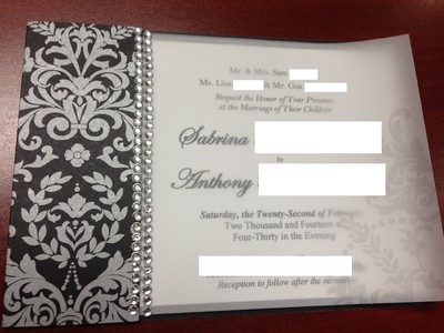 has anyone made their own invitations?? | weddings, style and, Wedding invitations