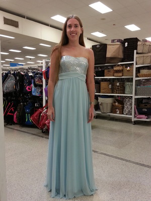 Black tie attire weddings beauty and attire wedding forums im going to a black tie optional wedding and got this dress for like 30 at ross was it probably a prom dress yep do i care nope junglespirit Choice Image
