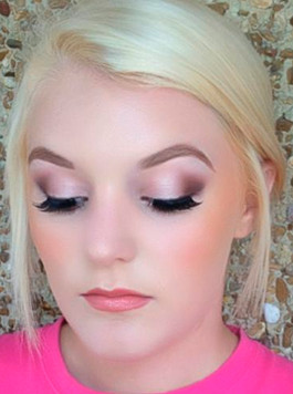 Eye Makeup For Blue Eyes And Blonde Hair And Fair Skin ...