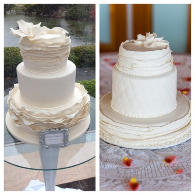 Why Is Wedding Cake Cut In Evening