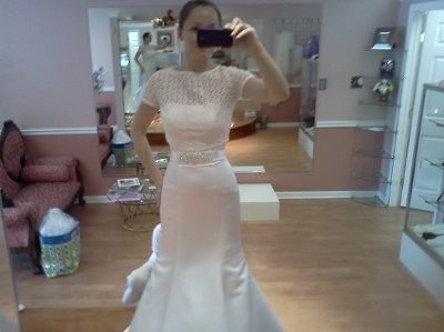 Davids Bridal feedback dress pic Weddings Style and Decor