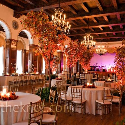 decor help where to find fake fall trees weddings. Black Bedroom Furniture Sets. Home Design Ideas
