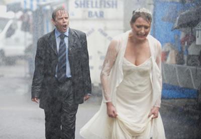 Bride prays for rain on her wedding day weddings planning httpcnnvideodata20videous20140909dnt bride prays for rain on wedding daykforml junglespirit Choice Image