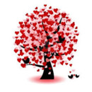130x130 sq 1403065648906 heart tree with doves