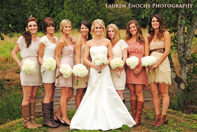 Country Groomsmen Attire – Dresses for Woman
