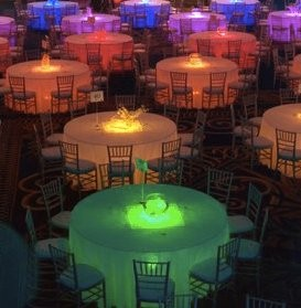 Under Table Uplighting | Weddings, Do It Yourself, Style ...