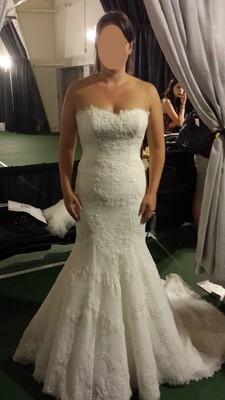 Shapewear for a trumpet style dress weddings beauty for Best shapewear for wedding dress