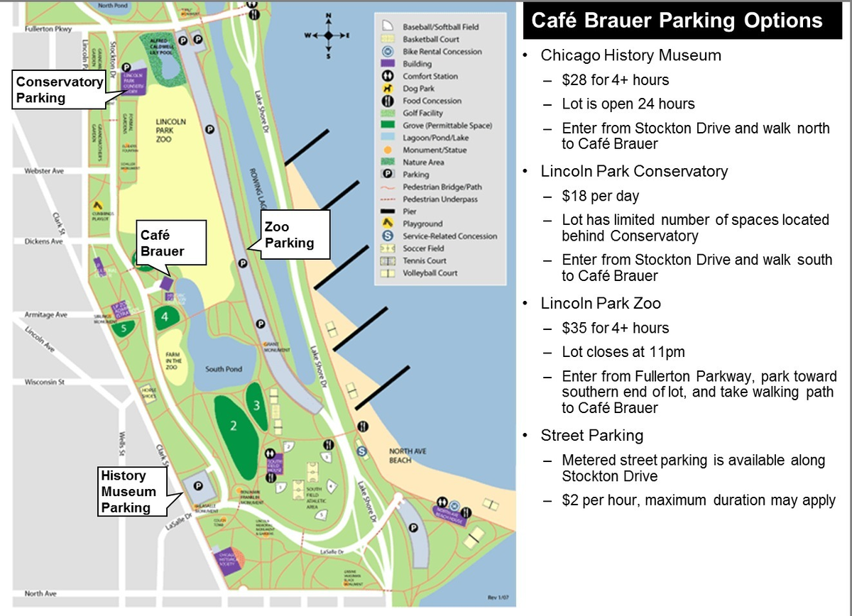 Katie And Greg Wedding Website Wedding On Aug - Map of chicago dog parks