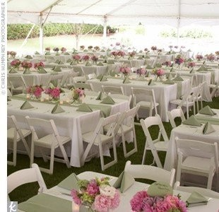 From round tables to rectangular tables.... | Weddings, Planning ...