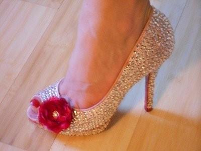 Diy Bling Wedding Shoes Com/topic/diy-bling-shoes
