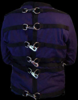 What color is your straight jacket? Mine is purple!!! | Weddings ...