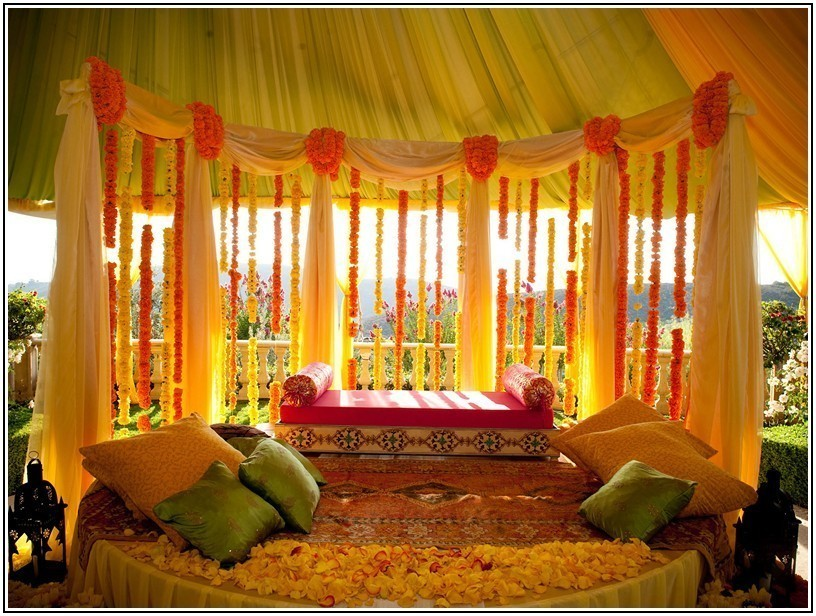 Pics For Indian Wedding Decoration Ideas Home