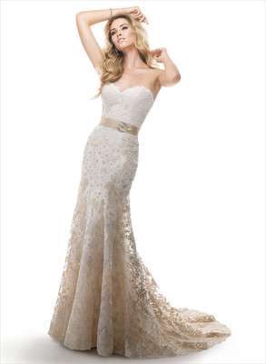 What color bridesmaid dresses to go with gold ombre dress ...