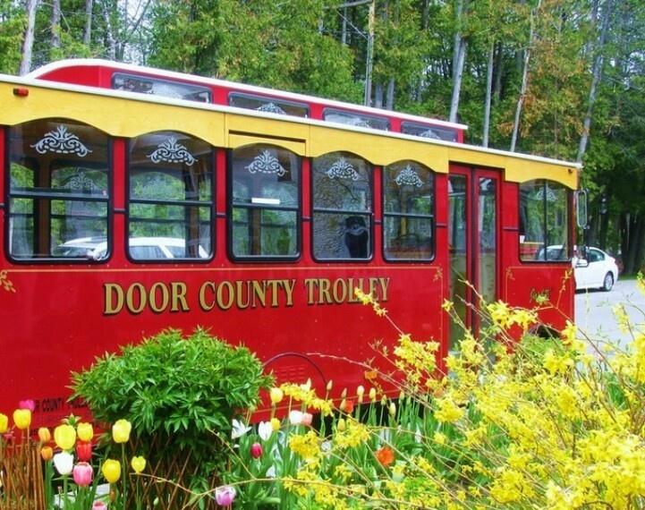 Door County Trolley Premier Wine Tour
