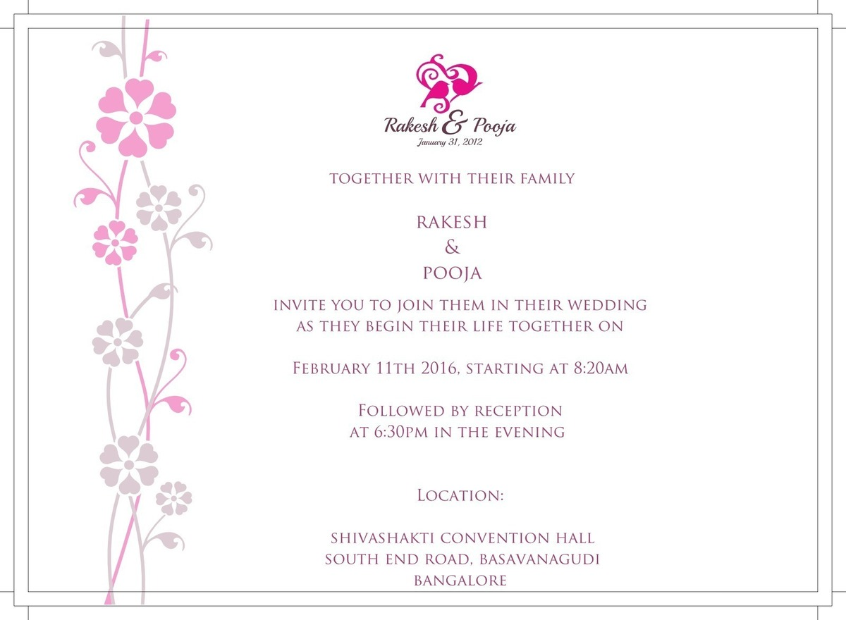 You Are Cordially Invited To Our Wedding Image Collections Party Not