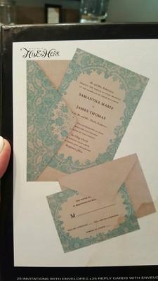Hobby lobby wedding invitations gangcraft invitations from hobby lobby weddings do it yourself wedding wedding invitations solutioingenieria Image collections