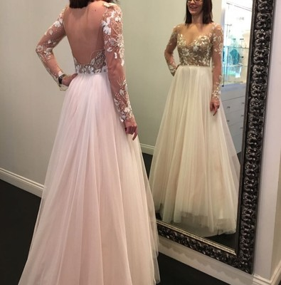 Hayley Paige Used Wedding Dress Trendy