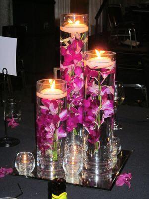 Quot Floating Orchid Quot Diy Centerpieces Weddings Do It