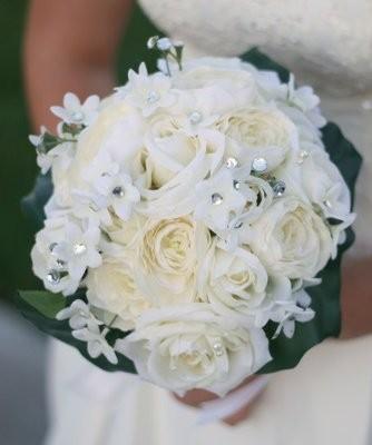 Real Vs Silk Flowers Weddings Wedding Forums WeddingWire