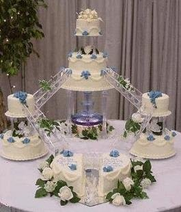 Cool Y Wedding Cake Toppers Big 50th Wedding Anniversary Cake Ideas Clean Alternative Wedding Cakes Funny Cake Toppers Wedding Old Wedding Cake With Red Roses BlackLas Vegas Wedding Cakes Does Anyone Know What A Cake Fountain Is Used For? | Weddings ..