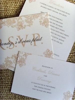 RSVP Postcards   Weddings, Planning, Style and Decor   Wedding ...