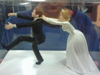 inappropriate wedding cake toppers what s your cake topper weddings wedding forums 16396